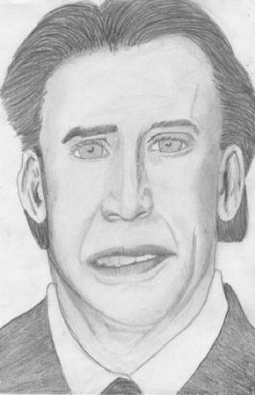 Drawn celebrity Their pics) Celebrity Awful Fans
