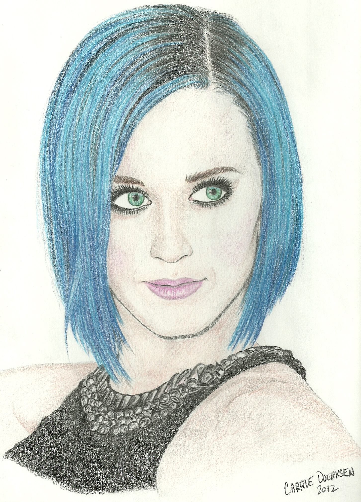 Drawn celebrity awesome art #6