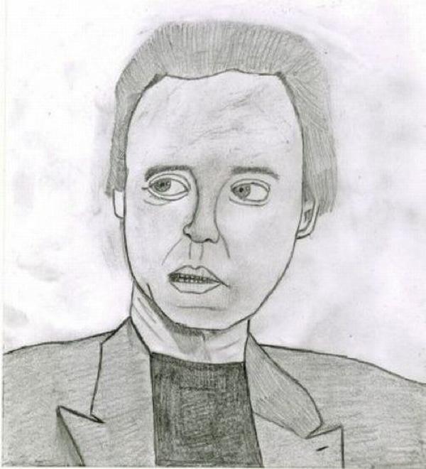 Drawn portrait bad Art art So Is Made