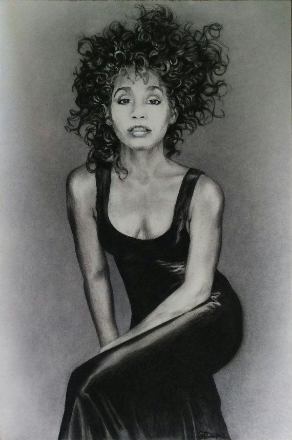 Drawn celebrity black and white #12