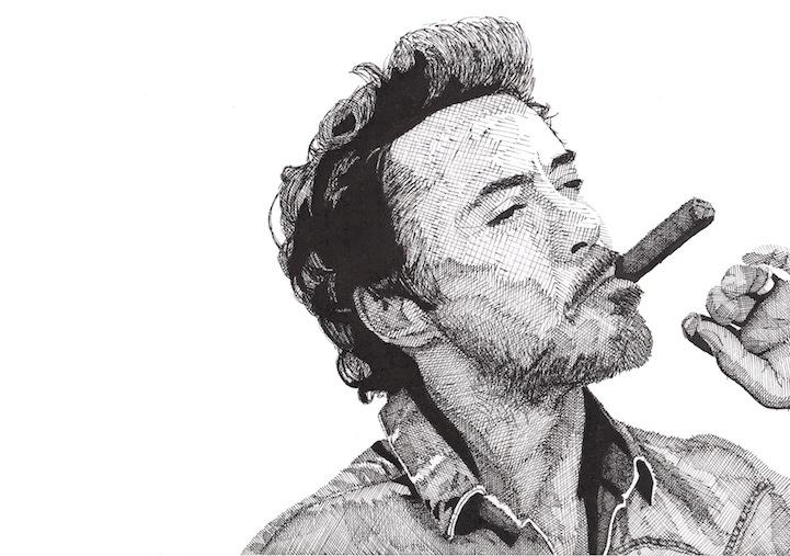 Drawn celebrity detailed #7
