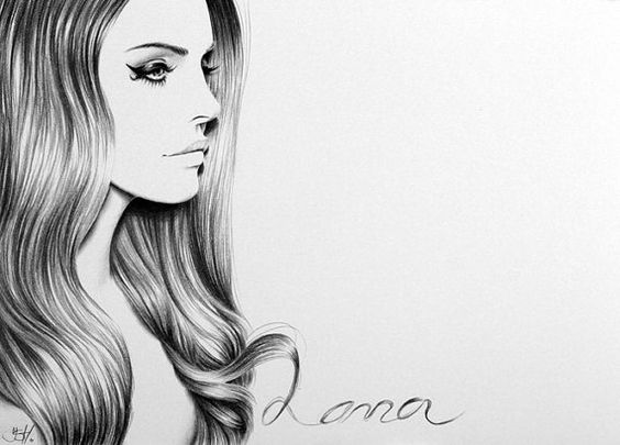 Drawn celebrity fine art #10