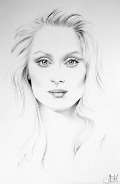 Drawn celebrity fine art #5