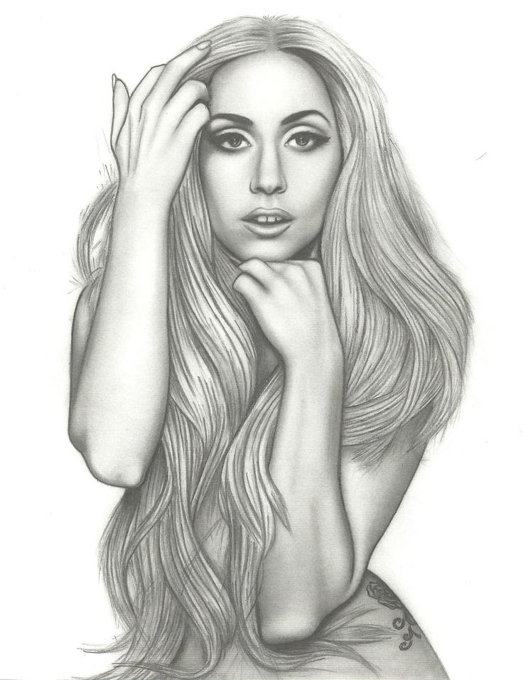 Drawn portrait famous person 99 com/ facebook (2) on