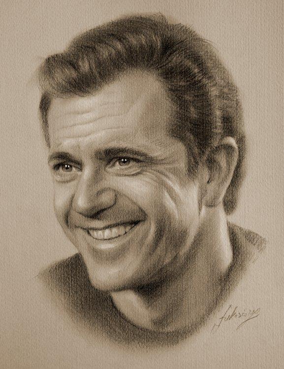 Drawn portrait famous Celebrities portraits pencil of 21
