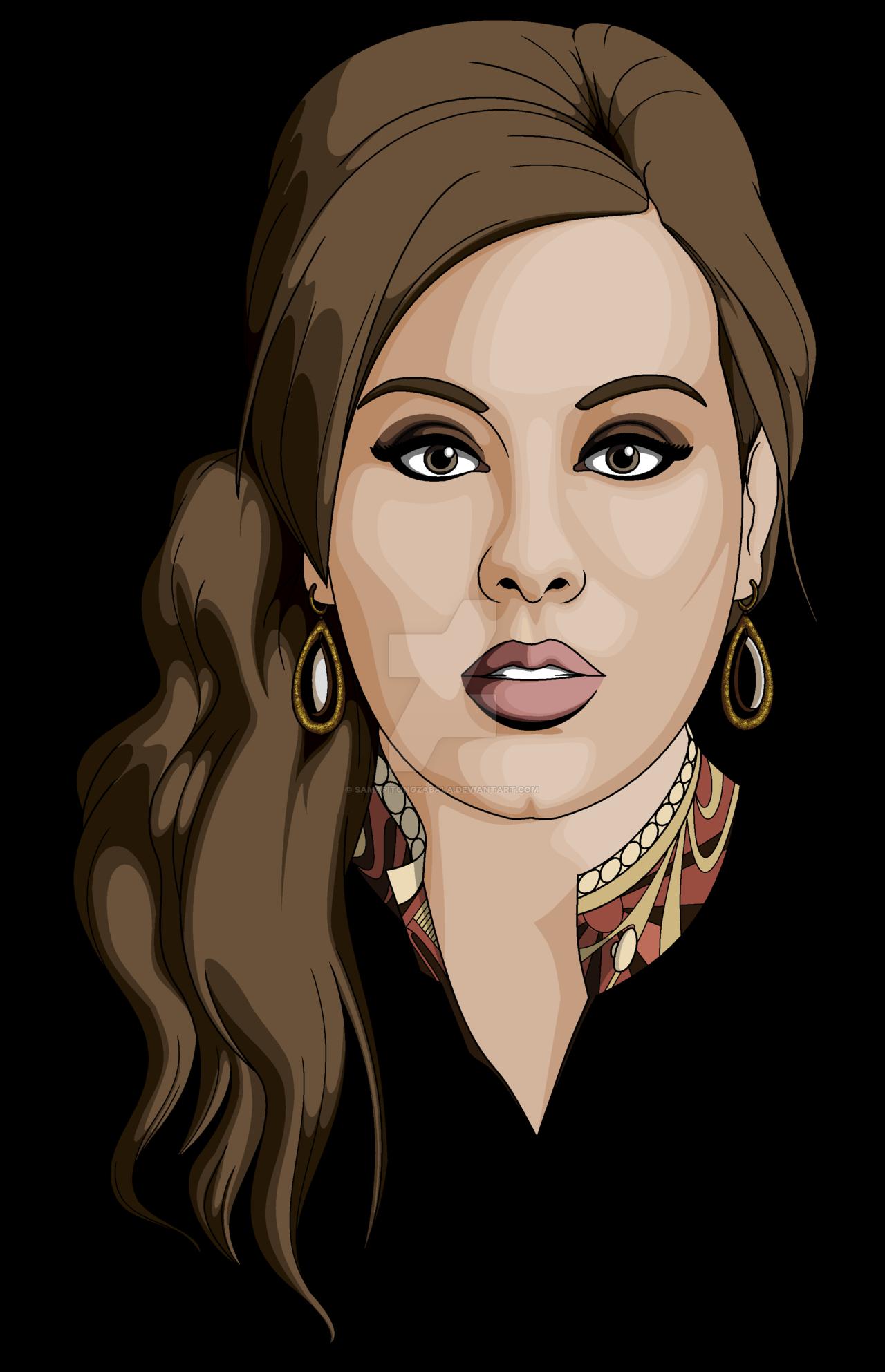Drawn celebrity ms paint #5