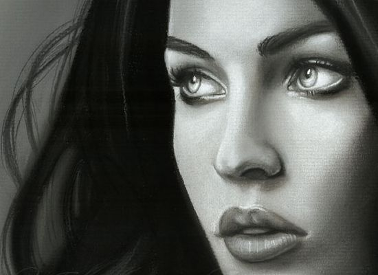 Drawn portrait famous celebrity Celeb and more on drawings