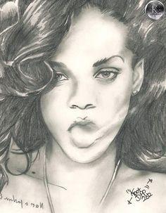 Drawn celebrity pretty person #10
