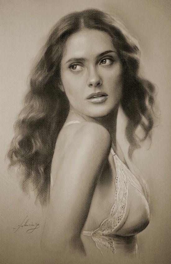 Drawn celebrity pretty person #6