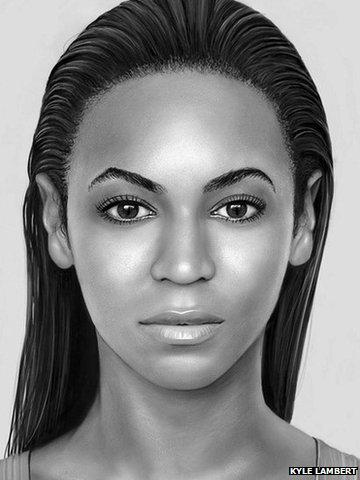 Drawn celebrity progress #12