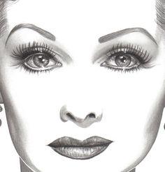 Drawn celebrity progress #10