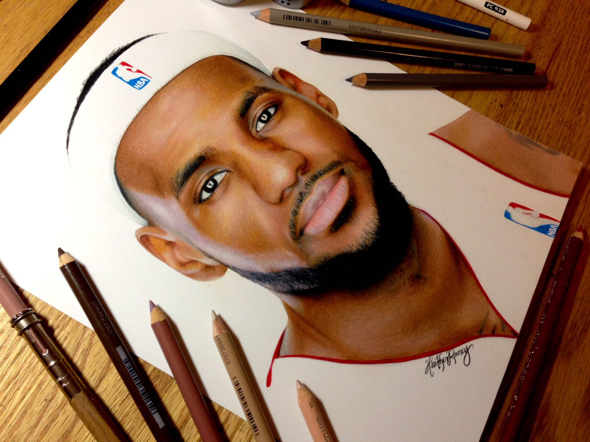 Drawn celebrity real life James LeBron YouTube Drawing