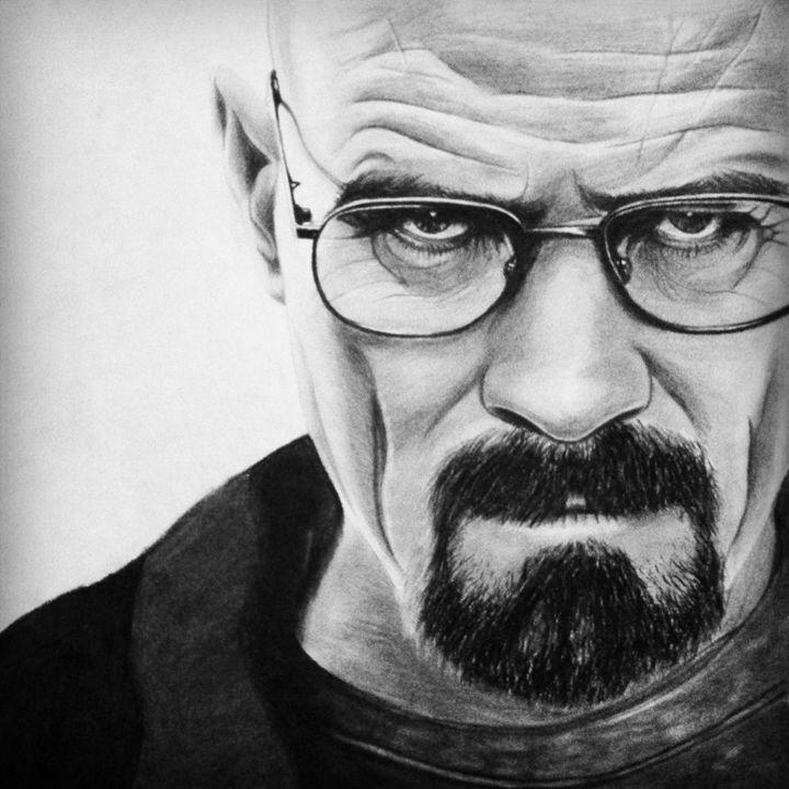 Drawn celebrity scar face #15