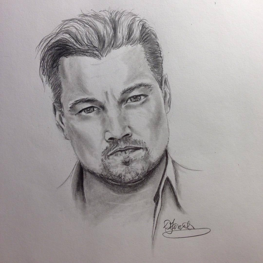 Drawn celebrity star #4
