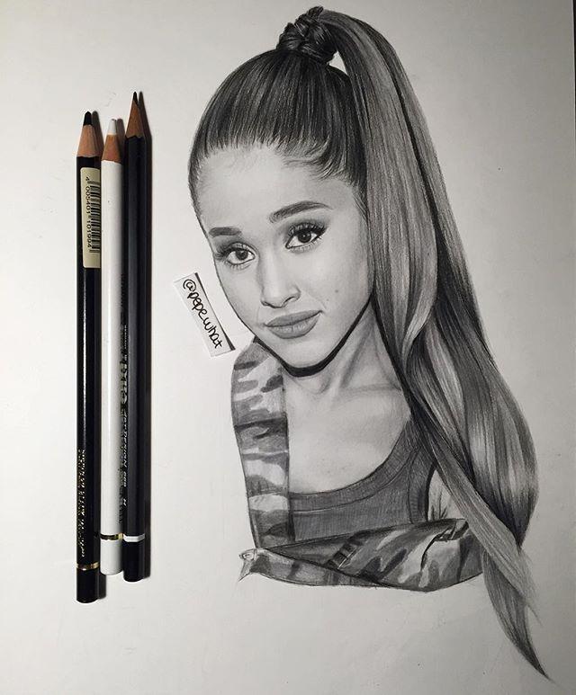 Drawn celebrity too much #9