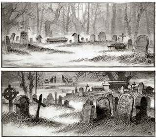 Drawn cenetery Images Pinterest about best on