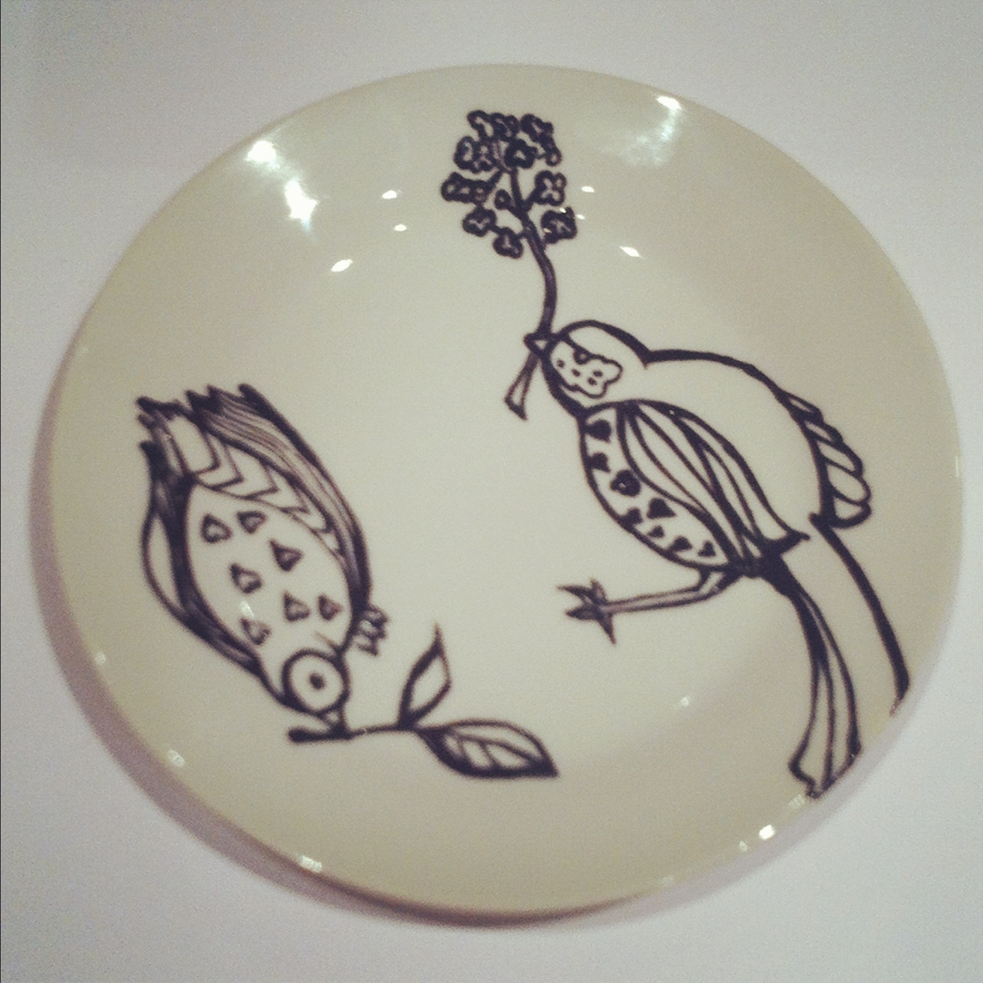 Drawn ceramic #13