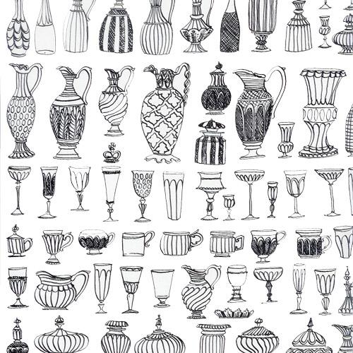 Drawn ceramic #14