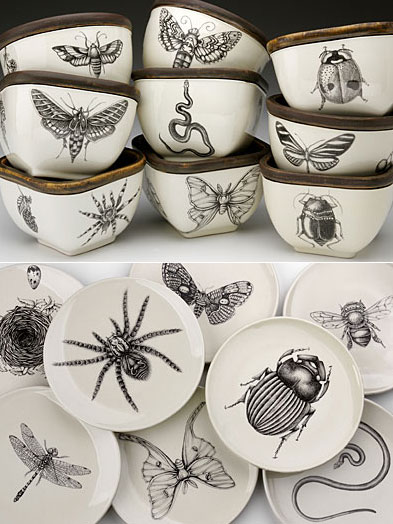 Drawn ceramic #4