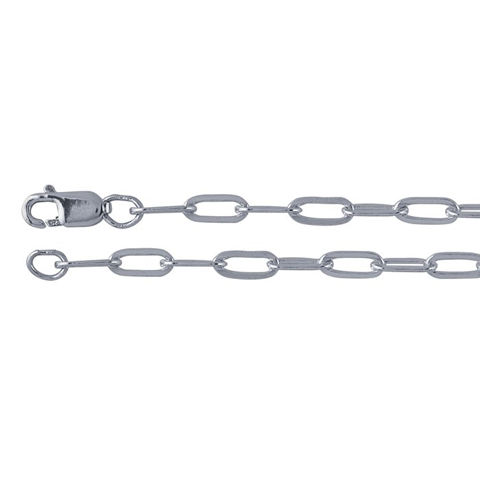 Drawn chain #12