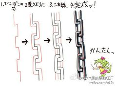 Drawn chain freedom To chain chains a How