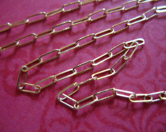 Drawn chain cable #11