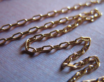 Drawn chain cable #13