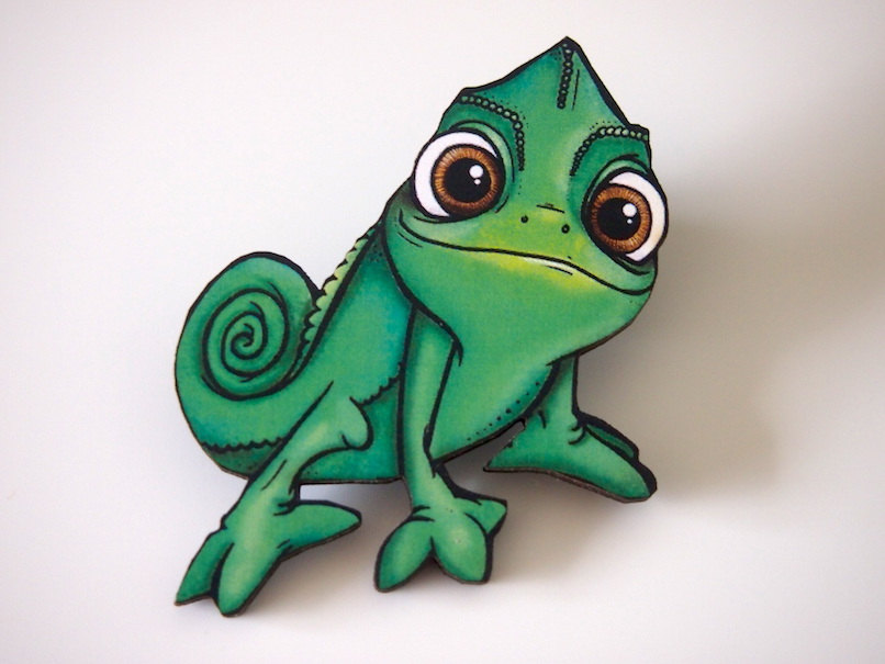 Drawn cameleon cute Pascal Laser from Like Cut