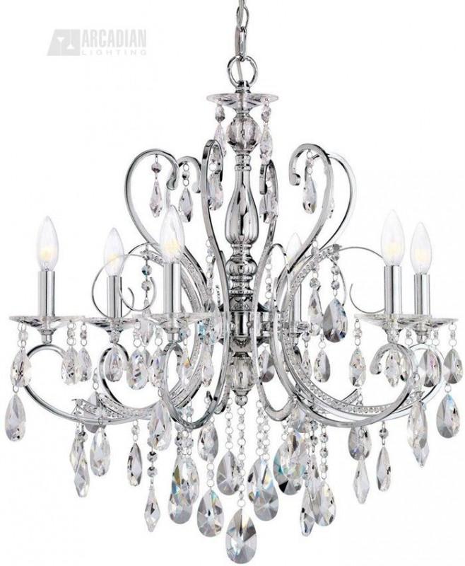Drawn chandelier #13