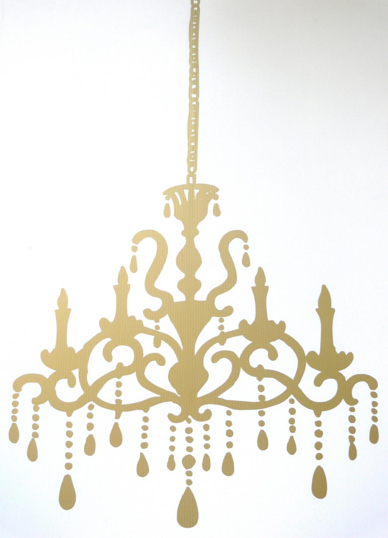 Drawn chandelier #8