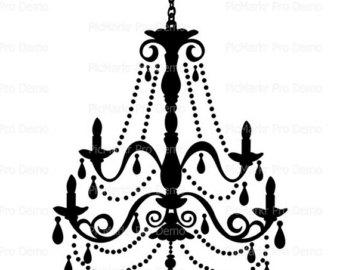 Drawn chandelier fancy chandelier Cupcake Edible cake Fancy Cake