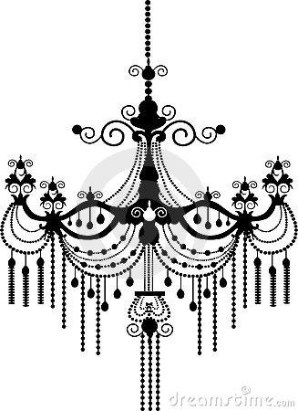 Drawn chandelier fancy chandelier Outline Google chandelier Search chandelier