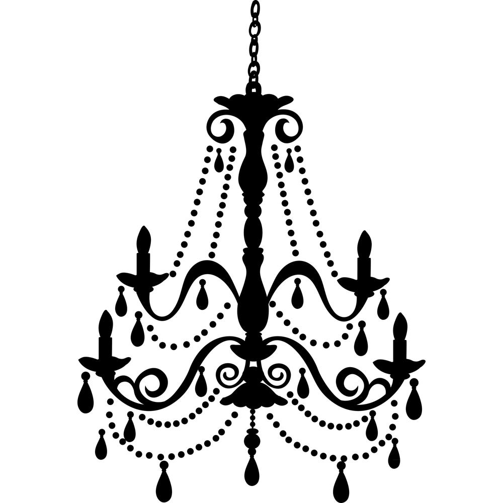Drawn chandelier fancy chandelier Giant wall Wall Chandelier art