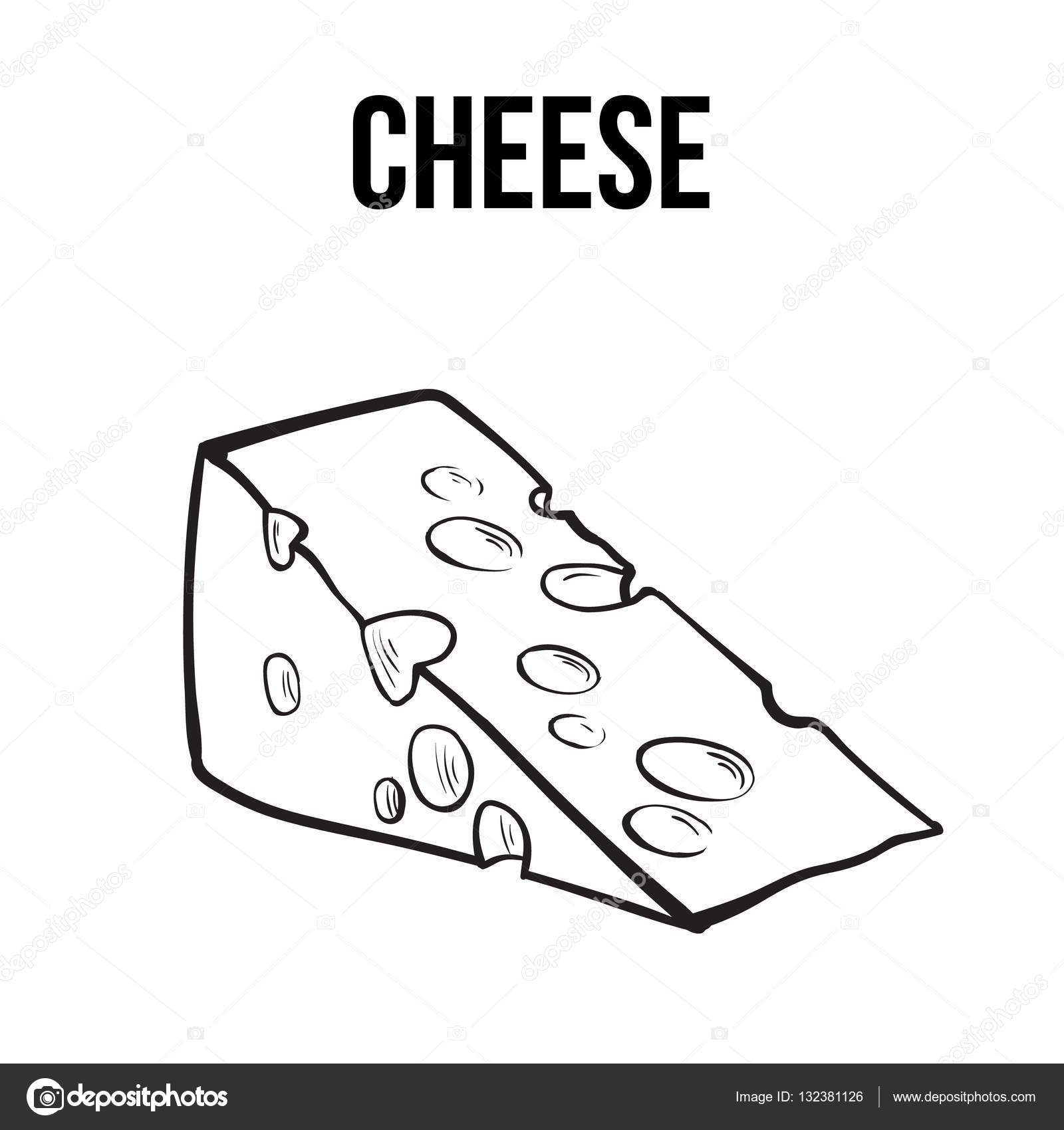 Drawn cheese #8