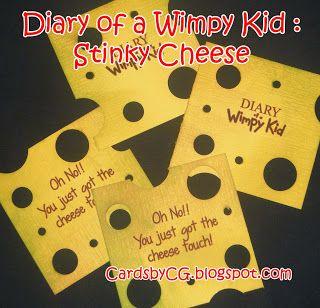 Drawn cheese diary wimpy kid #8