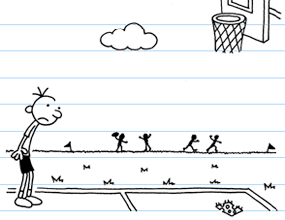 Drawn cheese diary wimpy kid #3