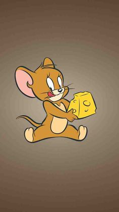 Drawn cheese tom and jerry #15