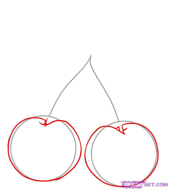 Drawn cherry How Dawn bomb 2 Bomb