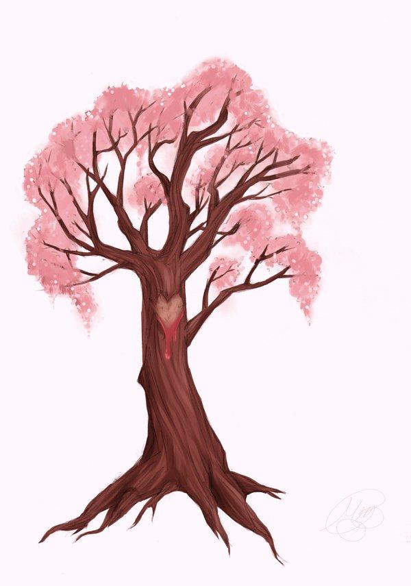 Cherry Tree clipart animated Cartoon Cartoon Zone Tree Cliparts