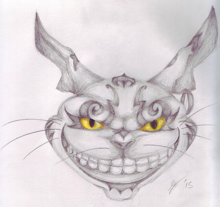 Drawn cheshire cat alice madness returns NinaNeko62 on Cheshire DeviantArt Madness