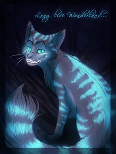 Drawn cheshire cat blue Cheshire Cheshire cat novels