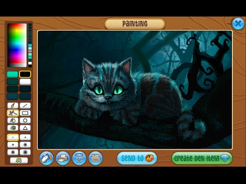Drawn cheshire cat cashier YouTube Cheshire Animal jam Cheshire