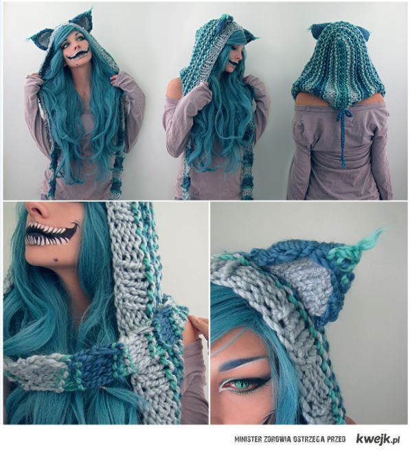 Drawn cheshire cat cashier Pinterest cat Cheshire Cosplay cat