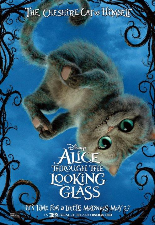 Drawn cheshire cat kitten Disney Posters del Latest Alicia