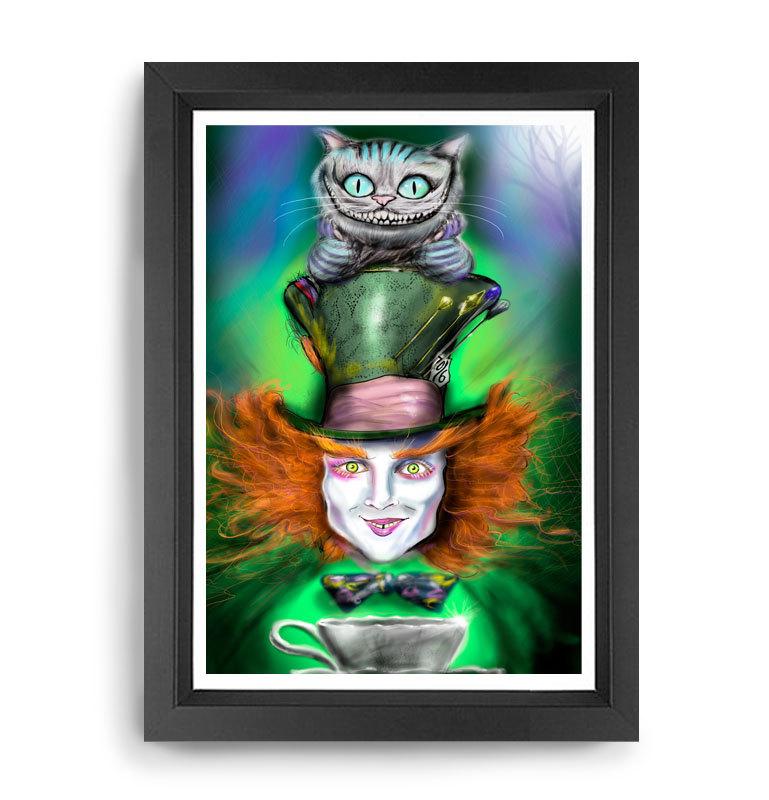Drawn cheshire cat mad hatter Like this Hand Cheshire item?