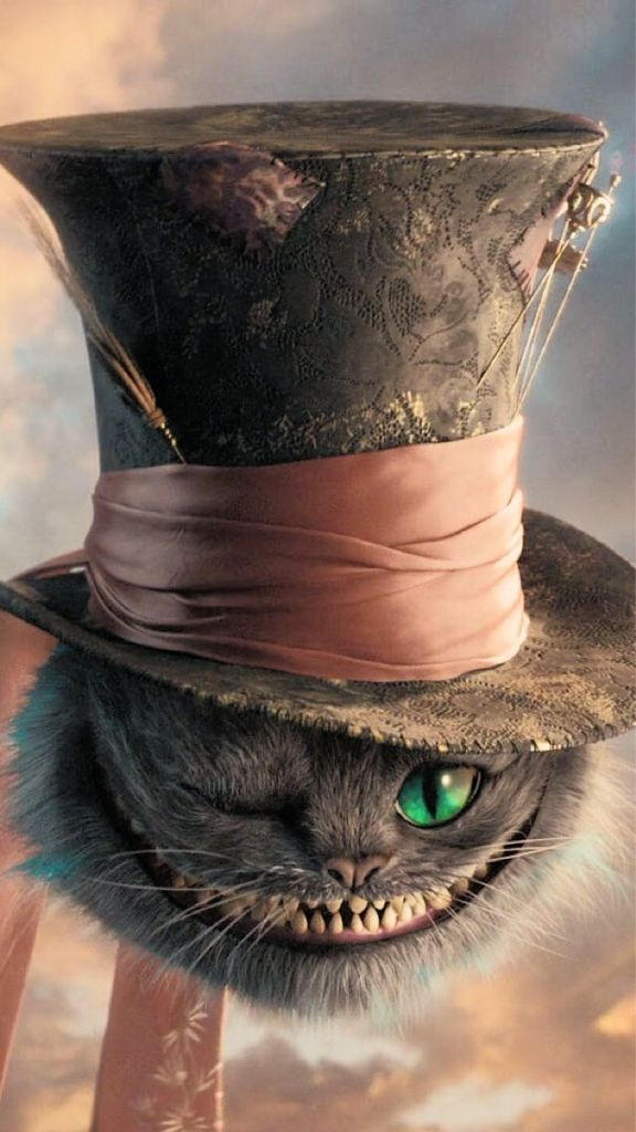 Drawn cheshire cat mad hatter  Best on 25+ ideas
