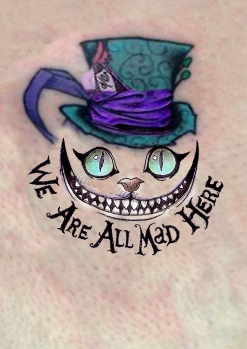 Drawn cheshire cat mad here Cheshire all ideas on hatter