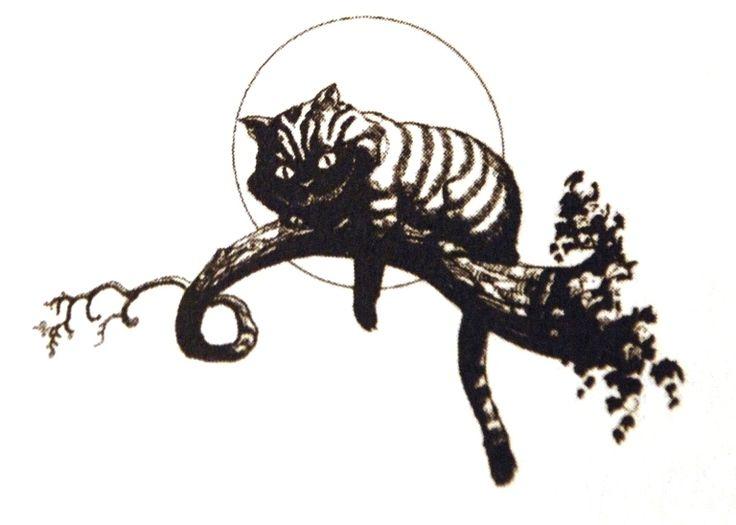 Drawn cheshire cat rabbit Cheshire Cat and Pinterest on