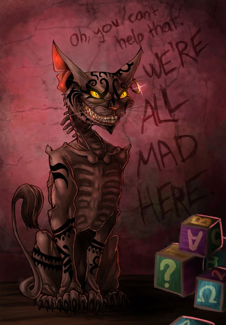 Drawn cheshire cat rabbit On Best Pinterest on purrfect