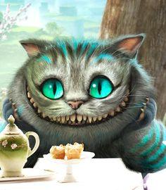 Drawn cheshire cat tresher Ball Best  cat Alice